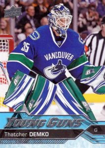 2016-17 Upper Deck Young Guns Checklist and Gallery - Series 2 89