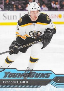 2016-17 Upper Deck Young Guns Checklist and Gallery - Series 2 99
