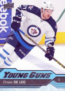 2016-17 Upper Deck Young Guns Checklist and Gallery - Series 2 102