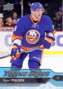 2016-17 Upper Deck Young Guns Checklist and Gallery - Series 2 107