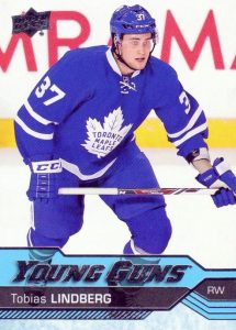 2016-17 Upper Deck Young Guns Checklist and Gallery - Series 2 108