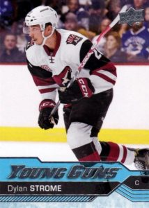2016-17 Upper Deck Young Guns Checklist and Gallery - Series 2 115