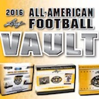 2016 Leaf All-American Football Vault