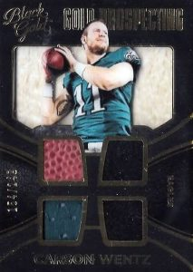 2016 Panini Black Gold Football
