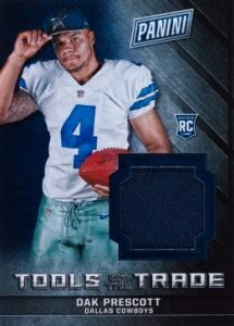 2016 Panini Instant NFL Football Cards 49