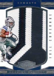 2016 Panini Plates and Patches Football