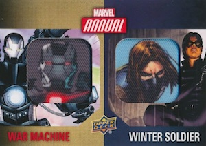 2016 Upper Deck Marvel Annual Trading Cards 32