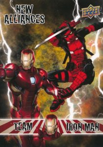 2016 Upper Deck Marvel Annual Trading Cards 27