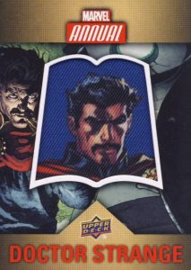 2016 Upper Deck Marvel Annual Trading Cards 31