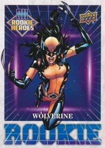 2016 Upper Deck Marvel Annual Trading Cards 30
