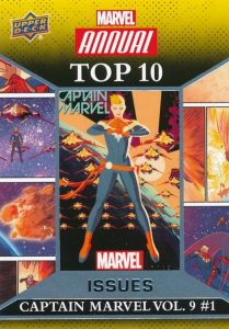 2016 Upper Deck Marvel Annual Trading Cards 23