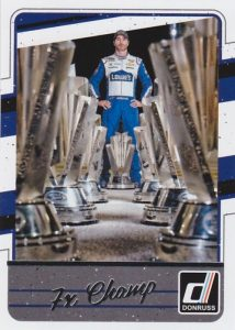 2017 Donruss NASCAR Racing Cards 22