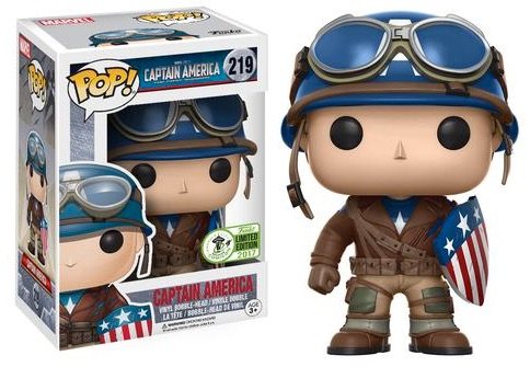 Ultimate Funko Pop Captain America Figures Checklist and Gallery 36