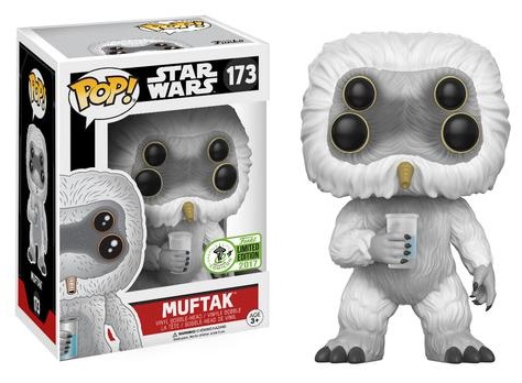 Ultimate Funko Pop Star Wars Figures Checklist and Gallery 204