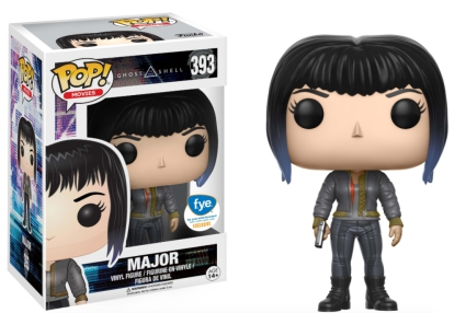 2017 Funko Pop Ghost in the Shell Vinyl Figures 24