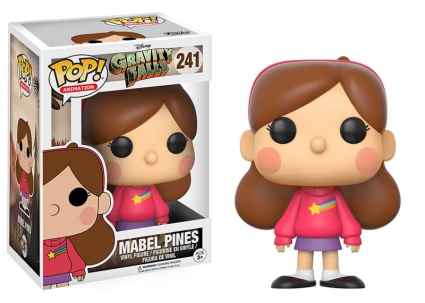 Funko Pop Gravity Falls Vinyl Figures 5