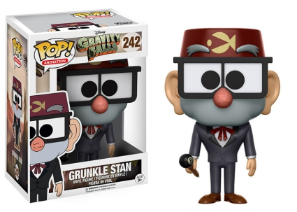 Funko Pop Gravity Falls Vinyl Figures 6