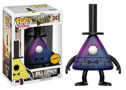Funko Pop Gravity Falls Vinyl Figures 8