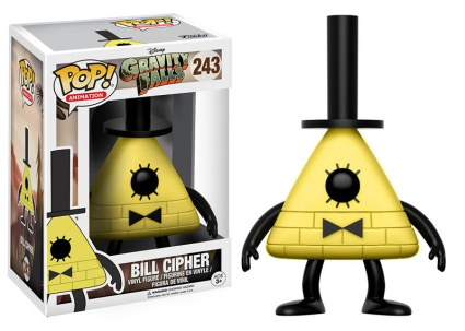 Funko Pop Gravity Falls Vinyl Figures 7