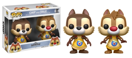 Funko Pop Chip and Dale Vinyl Figures 4