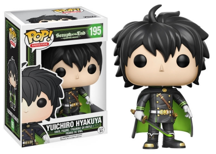 2017 Funko Pop Seraph of the End Vinyl Figures 21