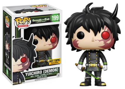 2017 Funko Pop Seraph of the End Vinyl Figures 25