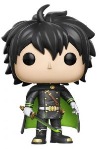 2017 Funko Pop Seraph of the End Vinyl Figures 1