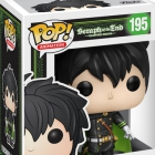 2017 Funko Pop Seraph of the End Vinyl Figures