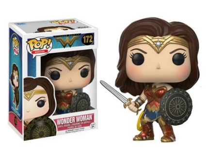 Ultimate Funko Pop Wonder Woman Figures Checklist and Gallery 18