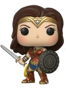 Ultimate Funko Pop Wonder Woman Movie Figures Gallery and Checklist 1