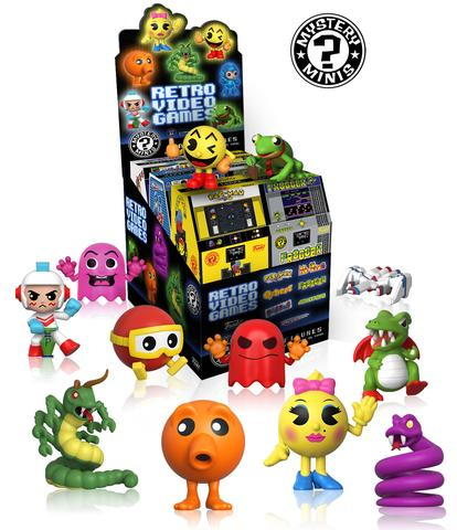 Funko Pop Retro Video Games Mystery Minis