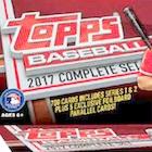 2017 Topps Baseball Complete Set Guide