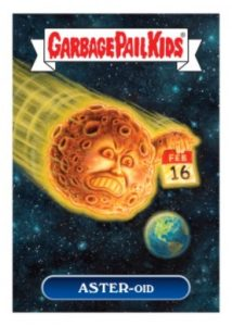 2017 Topps Garbage Pail Kids Network Spews Trading Cards - Updated 37