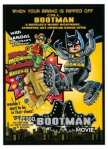 16 The Leggo Bootman Movie