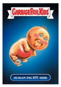2017 Topps Garbage Pail Kids Network Spews Trading Cards - Updated 26