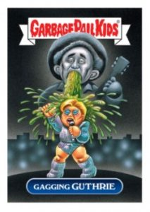 2017 Topps Garbage Pail Kids Network Spews