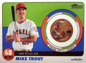 2017 Topps Heritage Baseball Cards 28