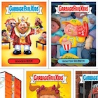 2017 Topps Jay Lynch GPK Wacky Packages Tribute Set