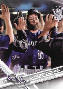Complete 2017 Topps Series 1 Baseball Variations Checklist and Gallery 91