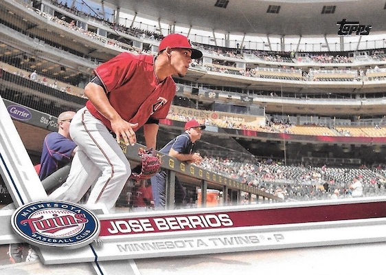 Complete 2017 Topps Series 1 Baseball Variations Checklist and Gallery 29