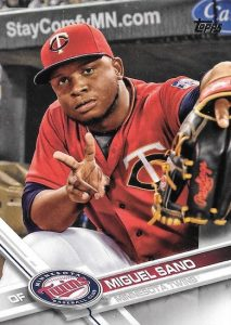 Complete 2017 Topps Series 1 Baseball Variations Checklist and Gallery 59