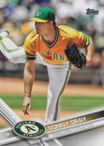 Complete 2017 Topps Series 1 Baseball Variations Checklist and Gallery 69