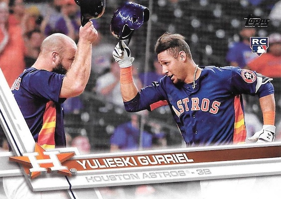 Complete 2017 Topps Series 1 Baseball Variations Checklist and Gallery 99