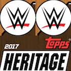 2017 Topps WWE Heritage Wrestling Cards