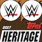 2017 Topps WWE Heritage Wrestling