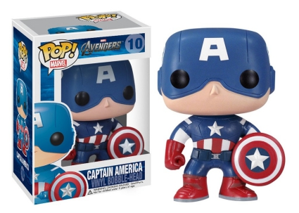 Ultimate Funko Pop Captain America Figures Checklist and Gallery 25