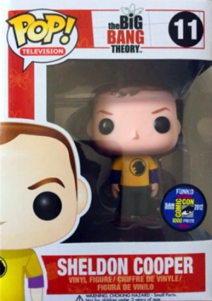 Ultimate Funko Pop The Big Bang Theory Checklist and Gallery 6