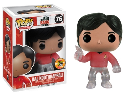 Ultimate Funko Pop The Big Bang Theory Checklist and Gallery 23
