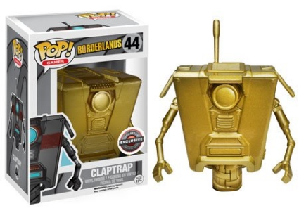 Ultimate Funko Pop Borderlands Figures Checklist and Gallery 27
