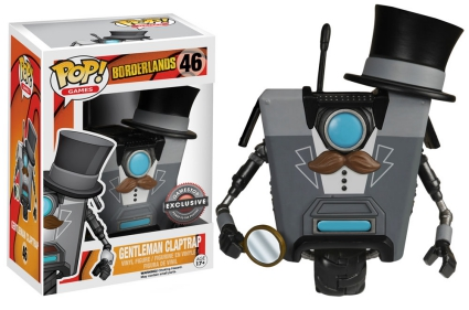 Ultimate Funko Pop Borderlands Figures Checklist and Gallery 29